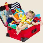 Achetez une valise pas cher pour votre enfant