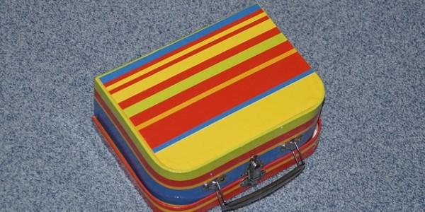 Les valises pour enfant, c'est du solide